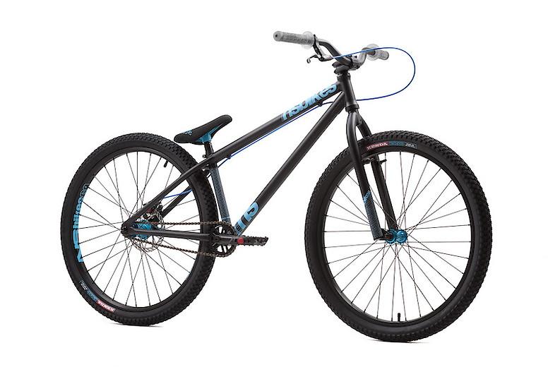 2011 NS Bikes Holy 1 Bike p4pb5910334