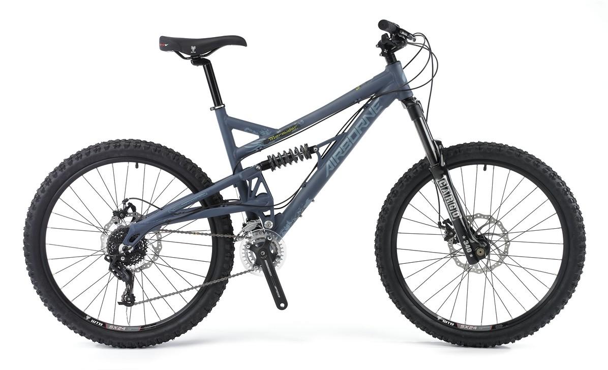 2011 Airborne Marauder Bike 0000204