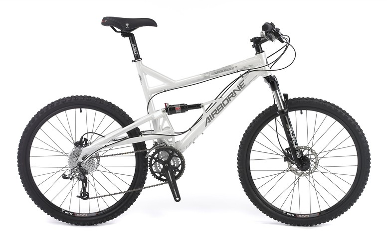 2011 Airborne Zeppelin Elite Bike 0000217