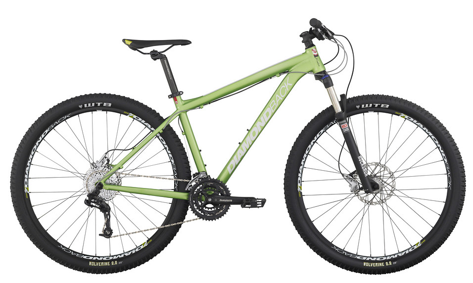 2013 Diamondback Overdrive Comp Bike 2013 OverdriveComp