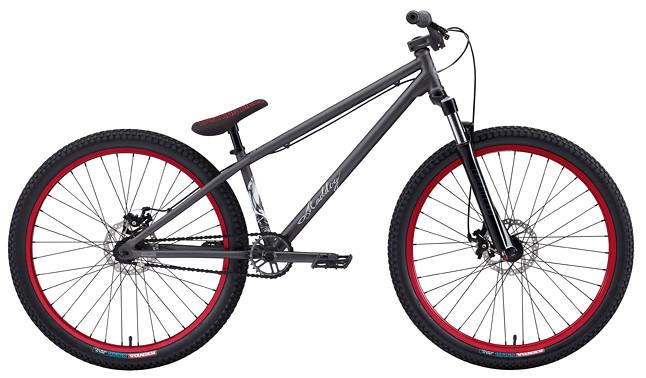 2012 Eastern Mad Dog Bike MADDOG_RED