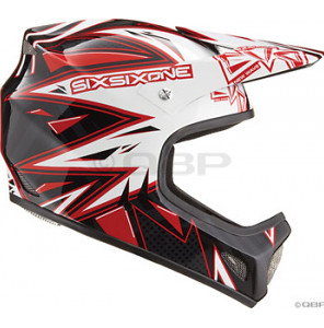 SixSixOne Evolution - Composite Full Face Helmet l62707.png