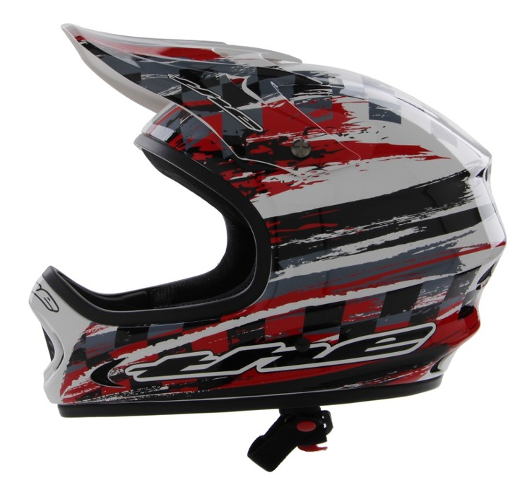 T.H.E. Point 5 Full Face Helmet  he266g07-check-side.jpg