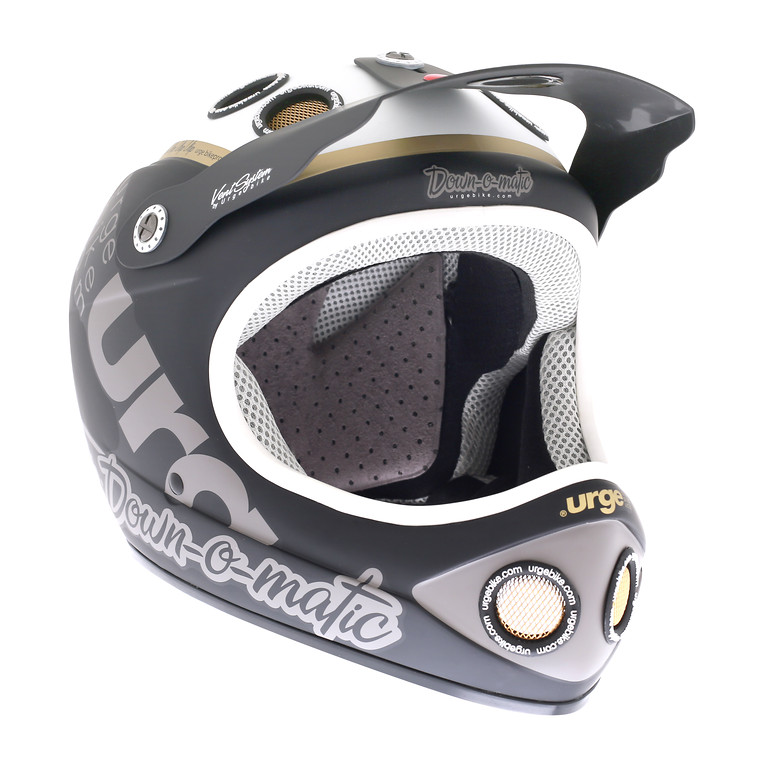 Urge Down-O-Matic Full Face Helmet brat-3quart copie