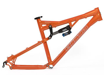 Chumba Racing XCL Frame  OrangeLarge.jpg