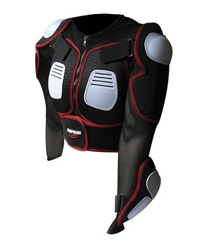 No Fear Soldier Full Body Armour - Kids  58087.jpg