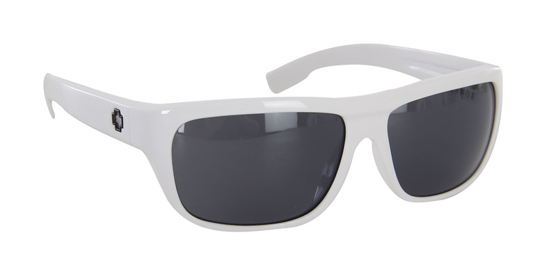Spy Optic Spy Lennox Sunglasses White Grey Lens  spy-lennox-sngls-whtgry-10.jpg