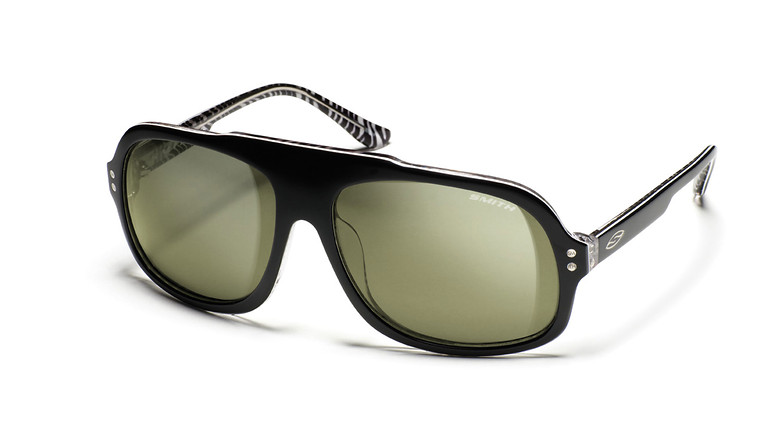 Smith Nolte Sunglasses Black Zebra/Grey Green Lens  smith-nolte-sngls-blkzebragrygn-09.jpg