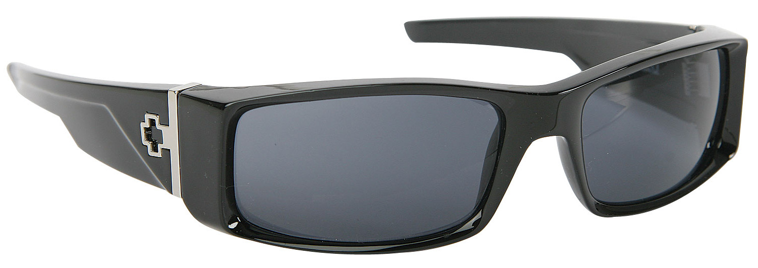 Spy Optic Spy Hielo Sunglasses Black Shiny/Grey Lens  spy-hielo-bkshnygy-08.jpg