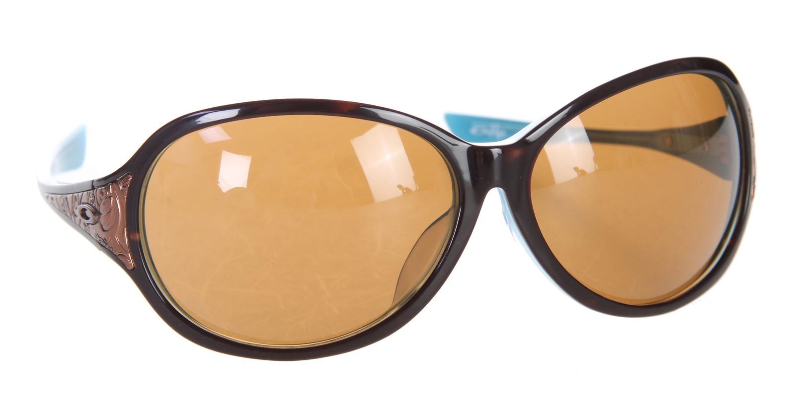 Oakley Belong Sunglasses Tortoise Blue/Bronze Lens  oakley-belong-sngls-wmns-tortblubrnz-09.jpg