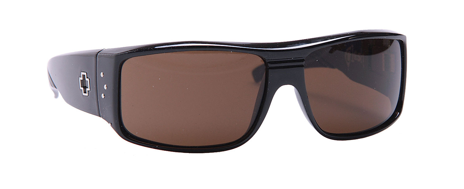 Spy Optic Spy Clash Sunglasses Shiny Black/Bronze Lens  spy-clash-blkbronze-08.jpg