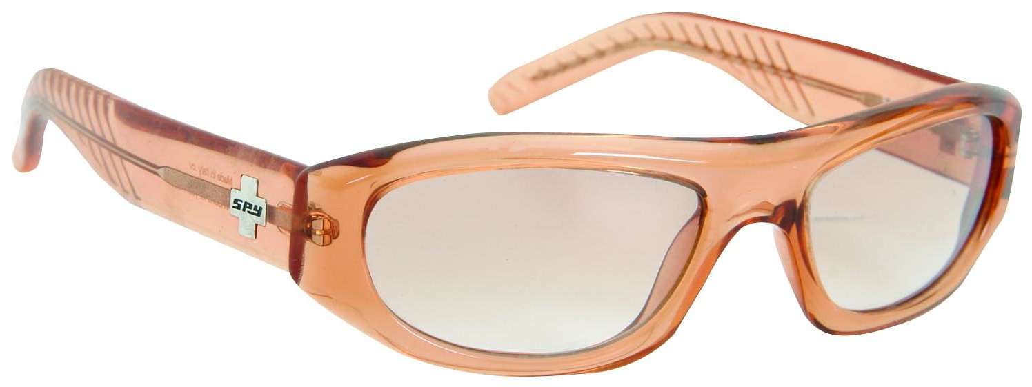 Spy Optic Spy VJ Sunglasses Clear Brown/Beige Arc  spy-victoria-cl-brn-tan.jpg