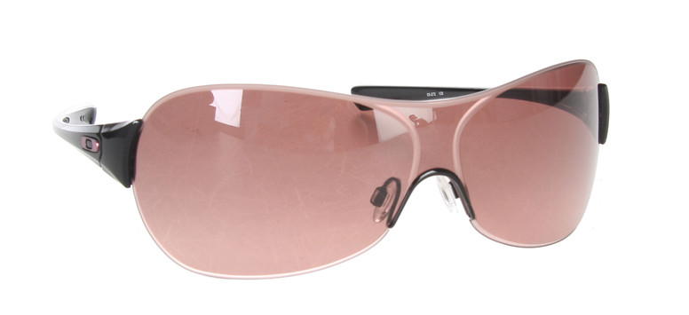 Oakley Conduct Sunglasses Polished Black/G40 Blk Grad Lens  oakley-conduct-sngls-wmns-blkg40-09.jpg