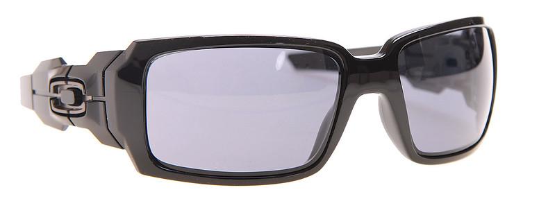 447af964fb Oakley Oil Drum Sunglasses Polished Black Grey Lens - Reviews