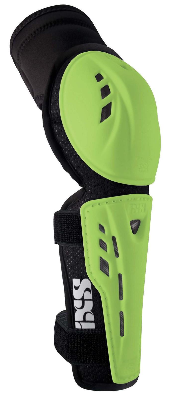 iXS Assault-Series Elbow Pads  ASSAULT-ELBOW-GREEN