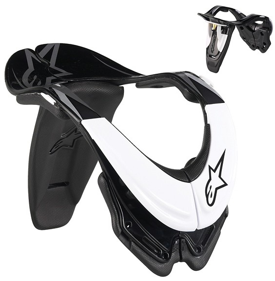 Alpinestars Bionic Neck Support  pg258g00_white.jpg
