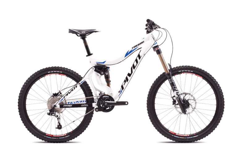 2013 Pivot Firebird with Sram X9  Firebird with X9