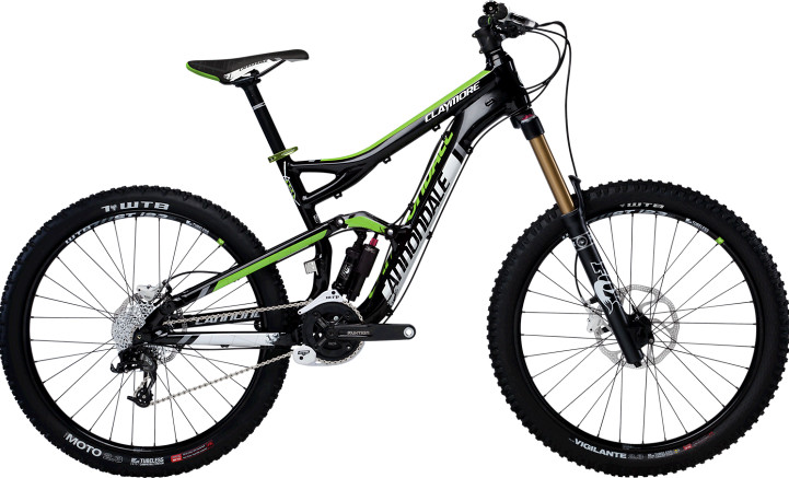 2013 Cannondale Claymore 2 Bike 2013 Cannondale Claymore 2