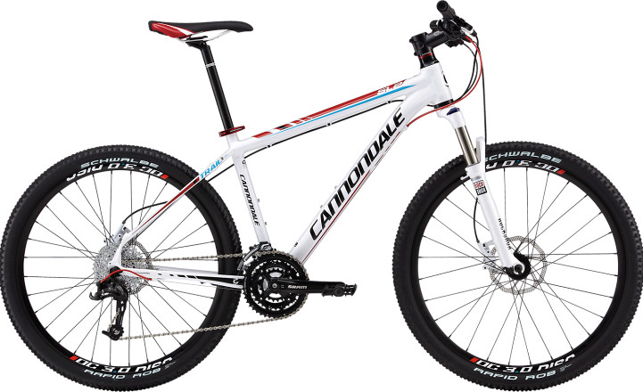 2013 Cannondale Trail SL 2 Bike 2013 Cannondale Traill SL 2