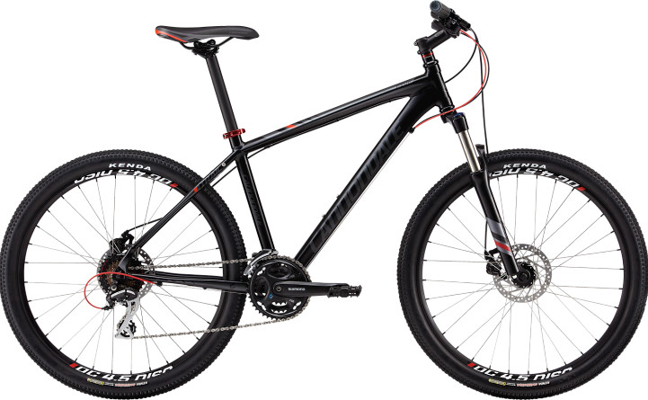 2013 Cannondale Trail 5 Bike 2013 Cannondale Trail SL 5 (black)