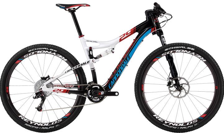 2013 Cannondale Scalpel 29er Carbon 1 Bike 2913 Cannondale Scalpel 29er Carbon 1