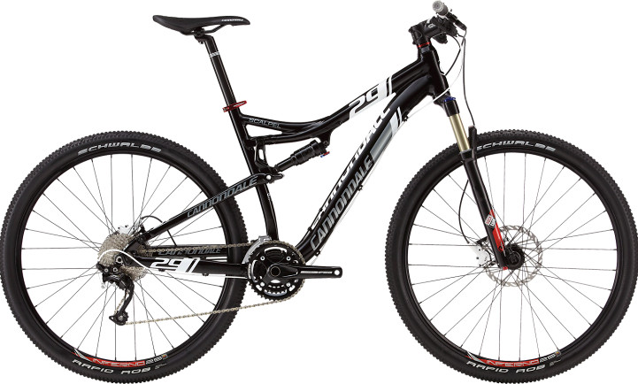 2013 Cannondale Scalpel 29er 4 Bike 2013 Cannondale Scalpel 29er 4