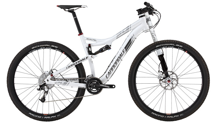 2013 Cannondale Scalpel 29er 3 Bike 2013 Cannondale Scalpel 29er 3