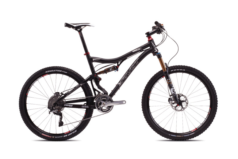 2013 Pivot Mach 4 with XTR  bike - Pivot MACH 4 (black with Shimano XTR)