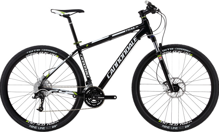 2013 Cannondale Trail SL 29er 2 Bike 2013 Cannondale Trail SL 29er 2 (black)