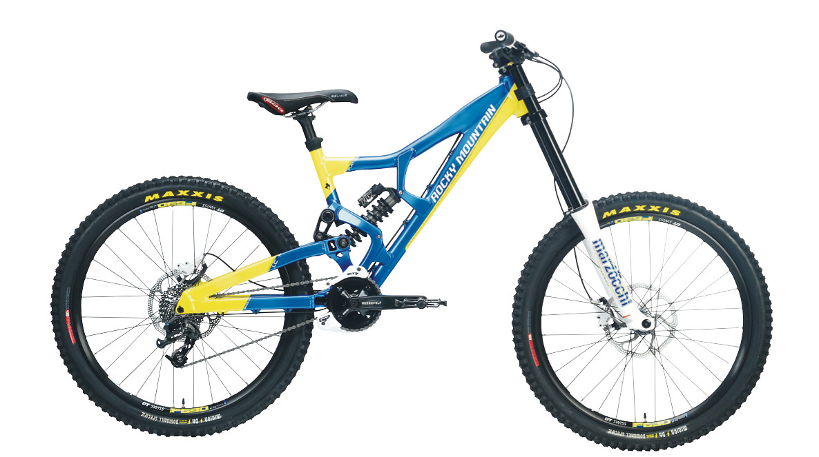 2012 Rocky Mountain Flatline Park Bike Reviews Comparisons