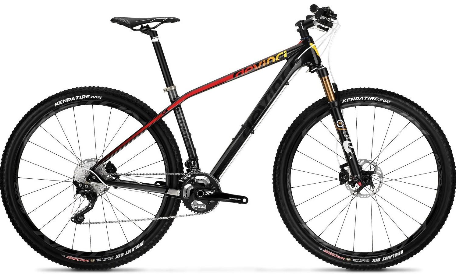 2013 Devinci Wooky Carbon SL Bike 2013 Devinci Wooky Carbon SL