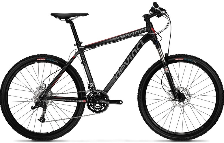 2013 Devinci Duke S Bike 2013 Devinci Duke S