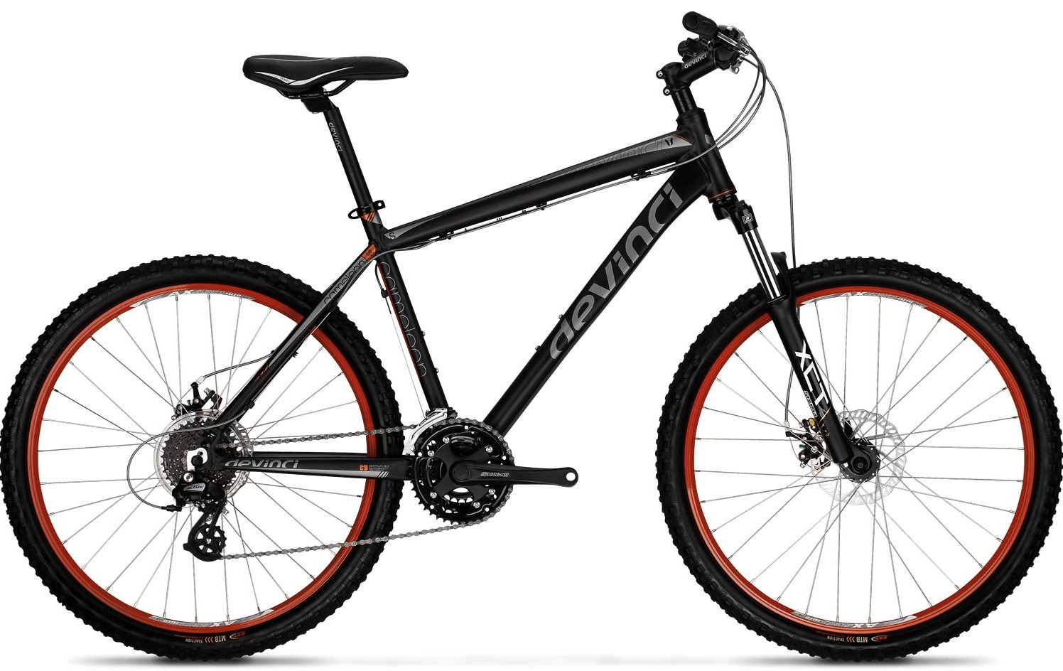 2013 Devinci Cameleon S Bike 2013 Devinci Cameleon S (black)