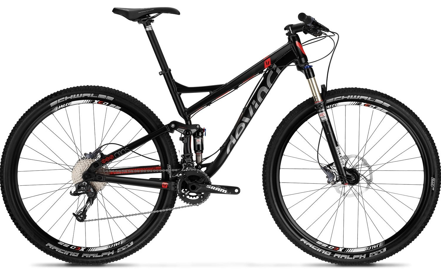 2013 Devinci Atlas XP Bike Devinci 2013 Atlas XP