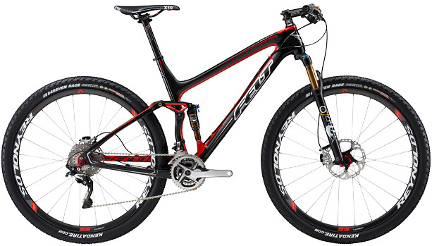 2013 Felt Edict Nine LTD Bike EDICT-9 2013 LTD small