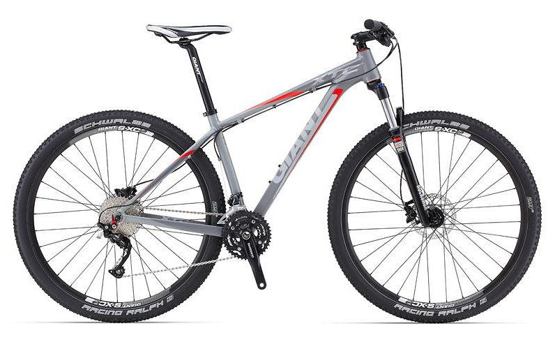2013 Giant XTC 29er 2 Bike 2013 XtC_29er_2