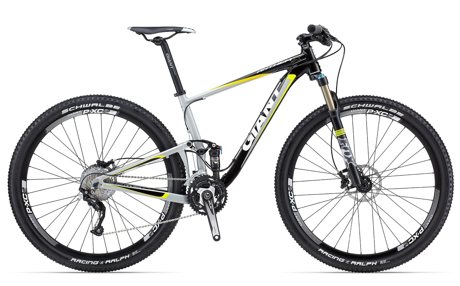 2013 Giant Anthem X 29er 1 Bike 2013 Anthem_X_29er_1