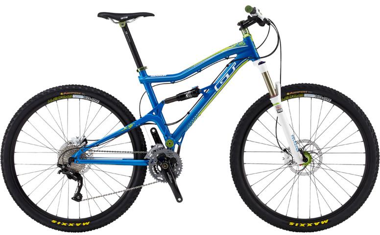 2013 GT Sensor 9R Expert  Bike bike - GT SENSOR 9R EXPERT