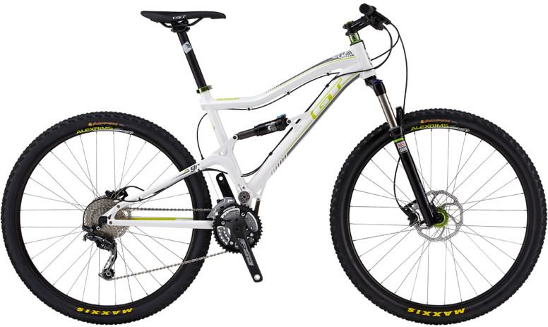 2013 GT Sensor 9R Elite Bike bike - GT SENSOR 9R ELITE