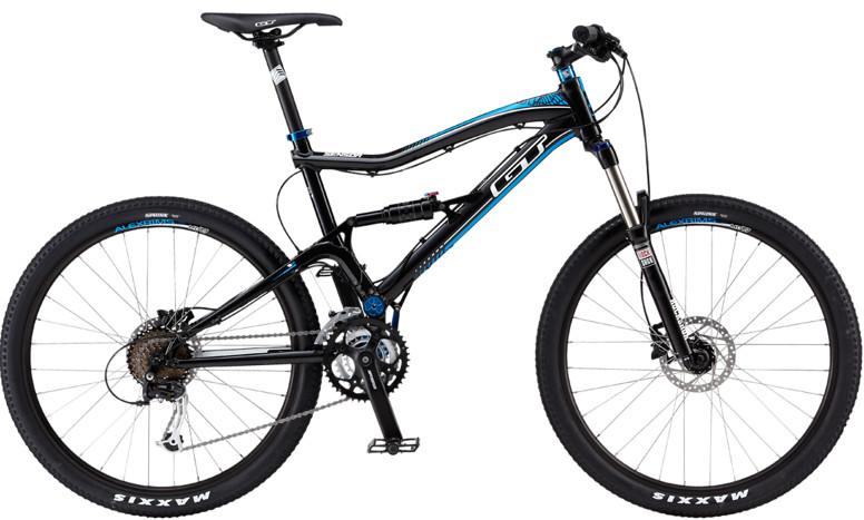 2013 GT Sensor 4.0 Bike bike - GT SENSOR 4.0