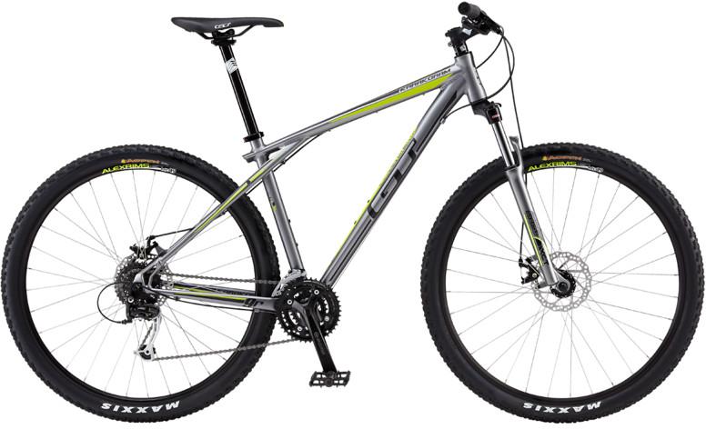 2013 GT Karakoram 4.0 Mech Bike bike - GT KARAKORAM 4.0 MECH (silver)