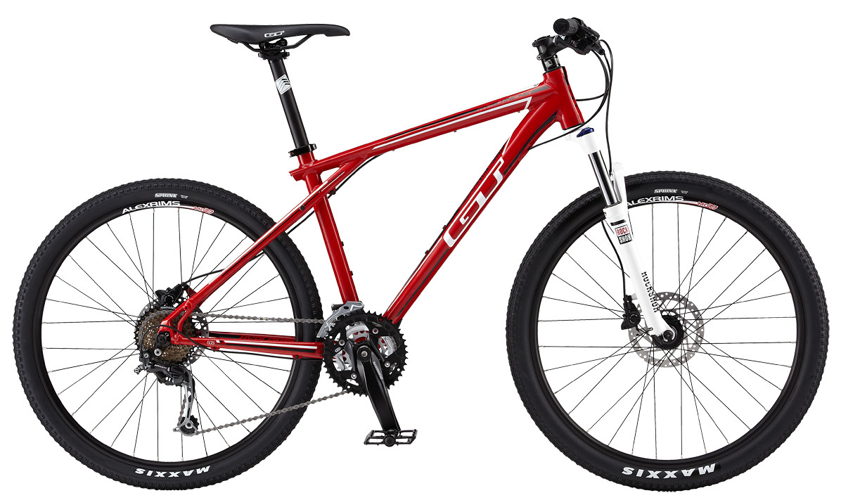 2013 GT Avalanche 2.0 Bike bike - GT AVALANCHE 2.0 (red)