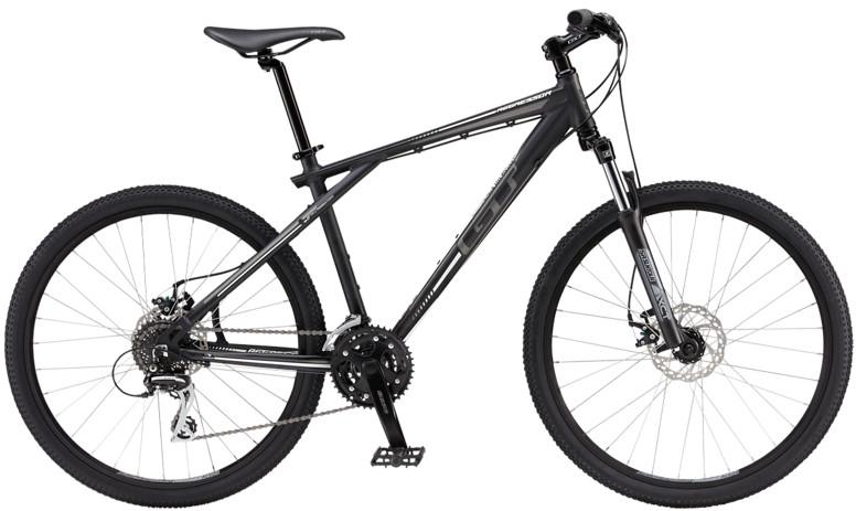 2013 GT Aggressor 1.0 Bike bike - GT AGGRESSOR 1.0 (black)