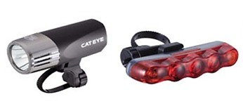 Cateye EL-520/TL-610 Light Set  64521.jpg
