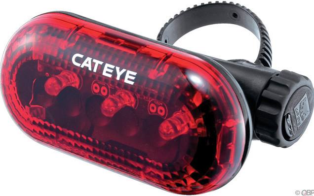 Cateye LD130 3 Led Tail Light  ls296a28red.jpg