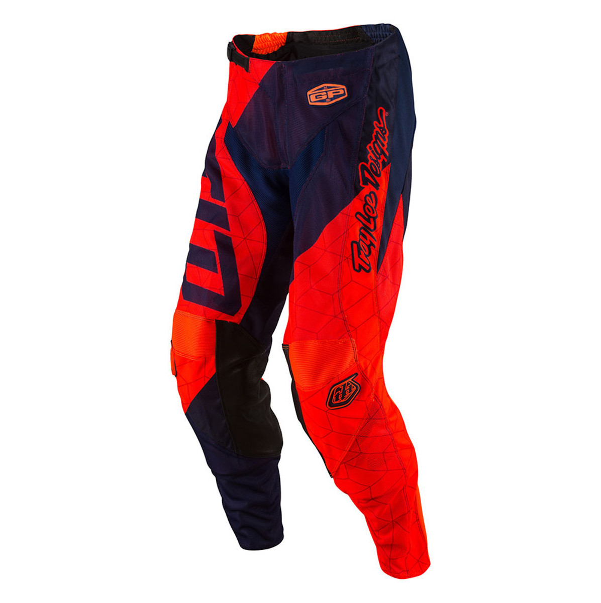Troy Lee Designs GP Air Pants  TLD GP Air Moto Pant - Quest Blue:Orange