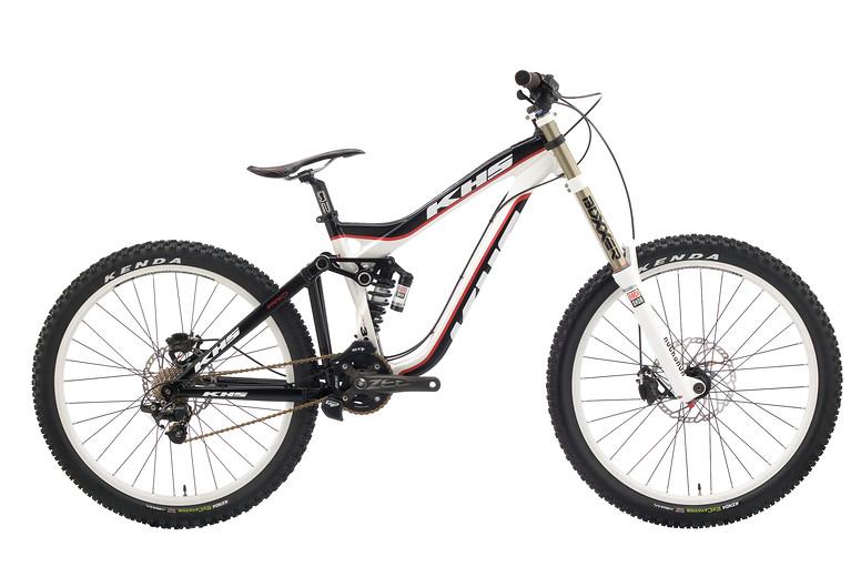 2013 KHS DH150 Pro Bike 2013 DH150 Pro