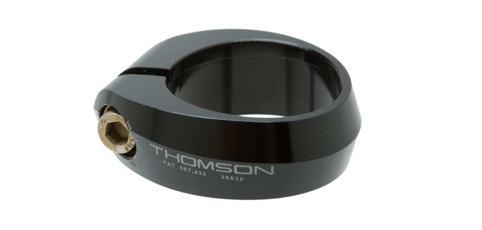 Thomson Seatpost Collar  Thomson Seatpost Clamp - black