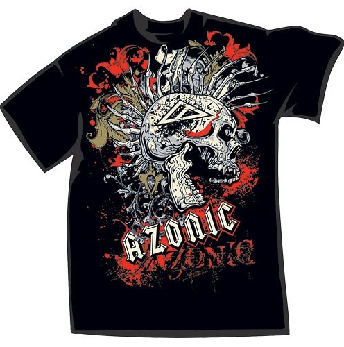 Azonic Punishment Tee  cw265a00.jpg
