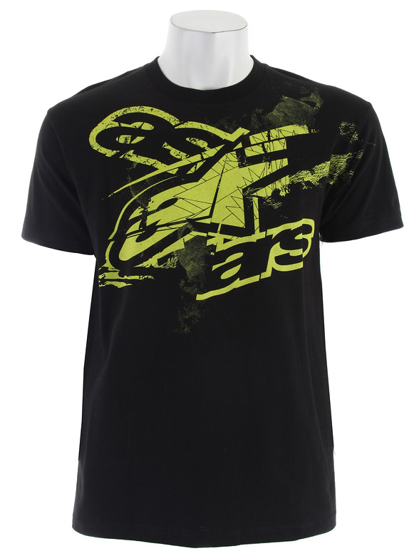 Alpinestars Vick T-Shirt Black  alpinestar-vick-t-blk-11.jpg